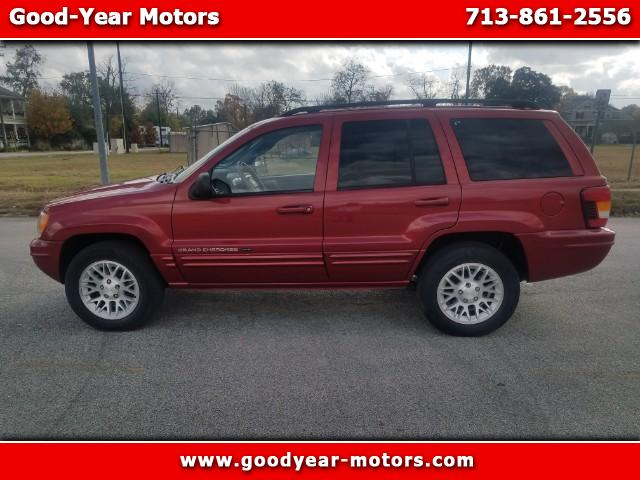 2002 Jeep Grand Cherokee Limited 2WD