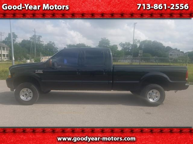 2004 Ford F-350 SD XLT Crew Cab Long Bed 4WD