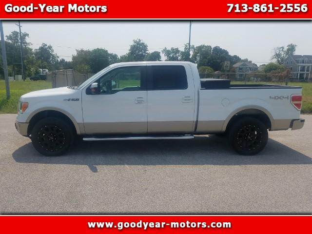2010 Ford F-150 Lariat SuperCrew 5.5-ft. Bed 4WD