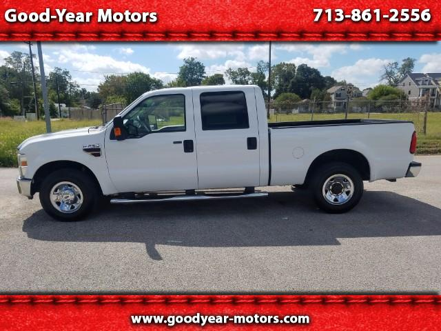 2009 Ford F-250 SD XLT Crew Cab Long Bed 2WD