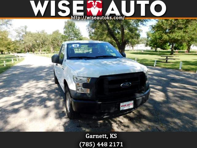 2016 Ford F-150 XL 8-ft. Bed 2WD