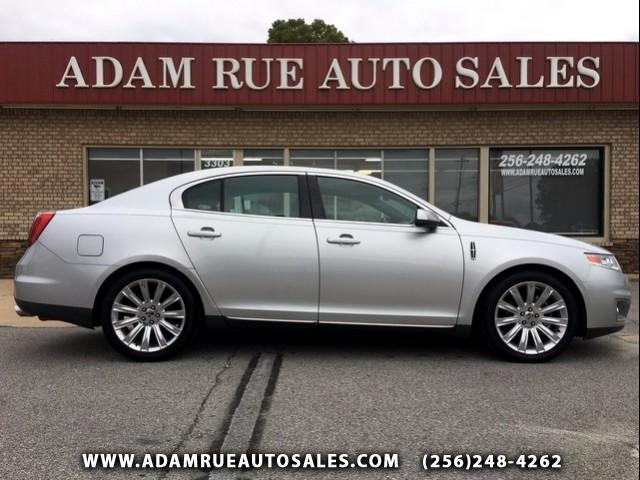 2012 Lincoln MKS LUXURY