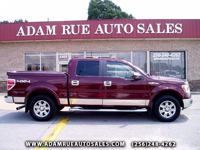 2009 Ford F-150 SUPERCREW LARIAT