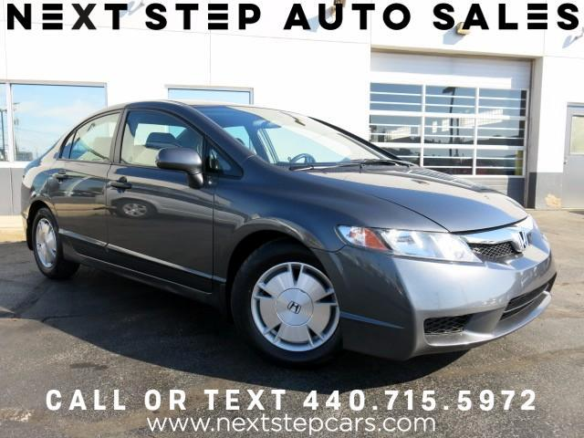 2011 Honda Civic DX-G Sedan 5-Speed AT