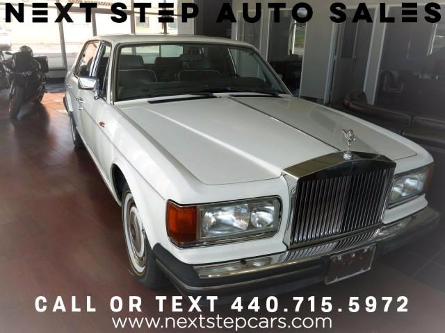 1990 Rolls-Royce Silver Spur Base