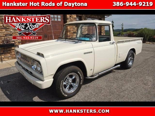 1966 Toyota Stout 1900