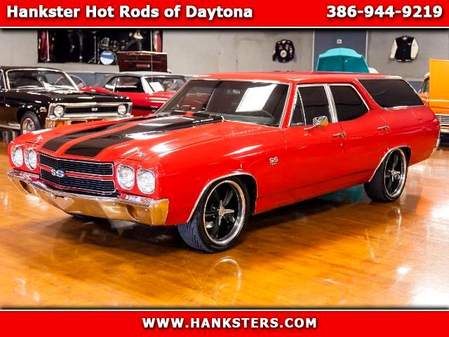 1971 Chevrolet Chevelle SS Style Wagon