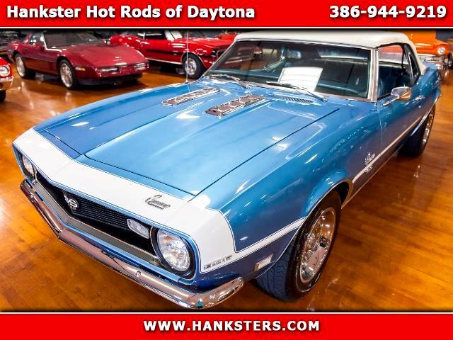1968 Chevrolet Camaro Convertible SS Style