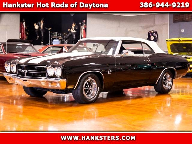 1970 Chevrolet Chevelle Convertible SS Style