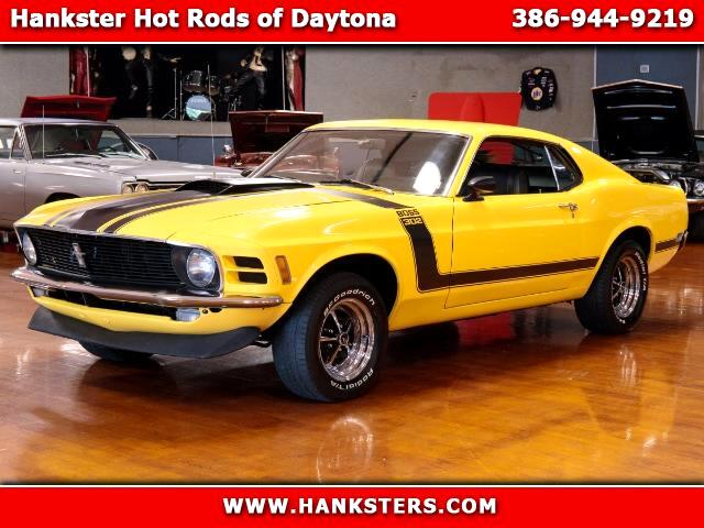 1970 Ford Mustang Boss 302 Style