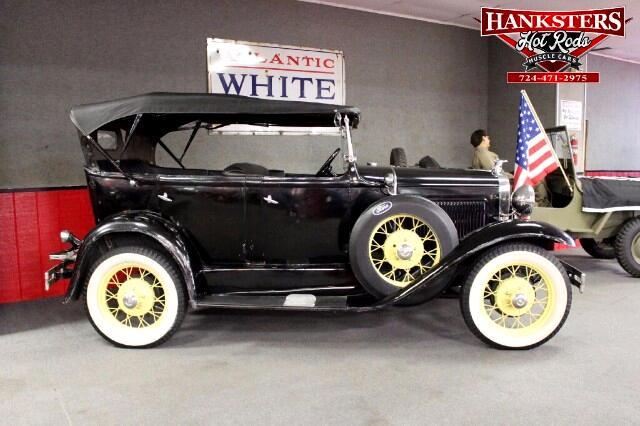 1931 Ford Model A Phaeton