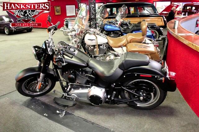 2010 Harley-Davidson FLSTFB