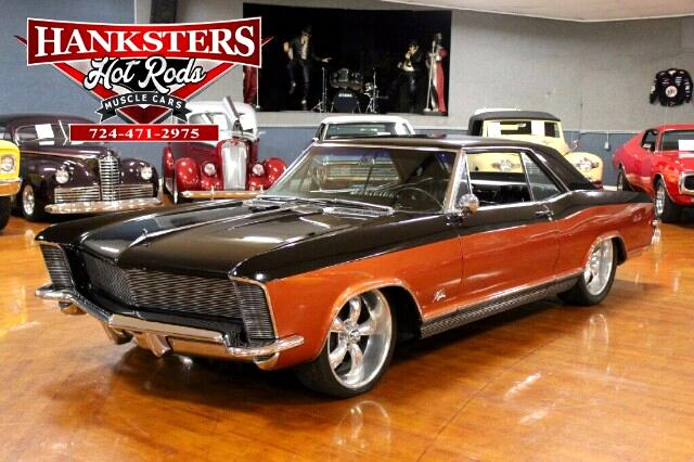1965 Buick Riviera Coupe