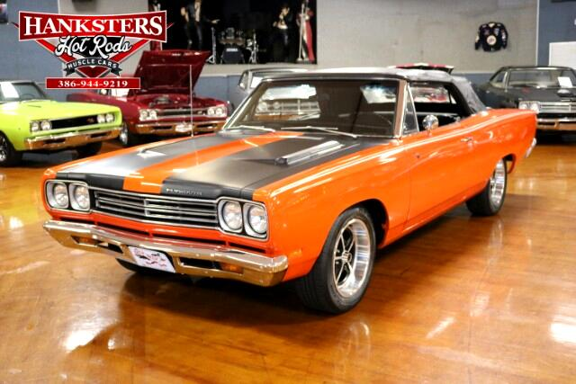 1969 Plymouth Satellite CONV ROAD RUNNER CLONE
