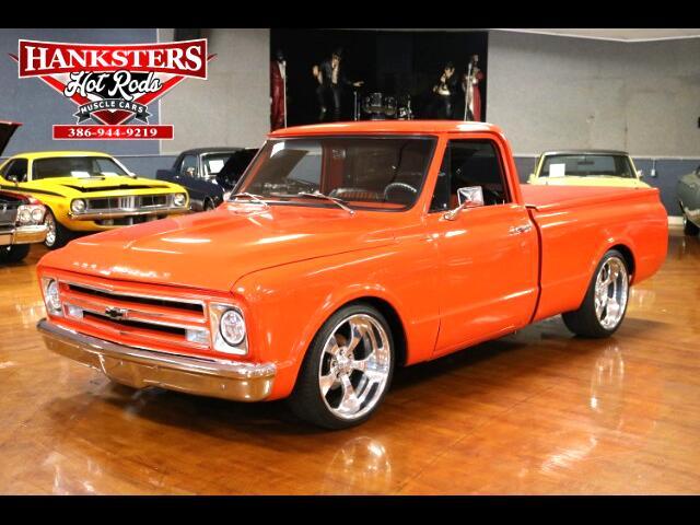 1967 Chevrolet C10 Custom Pro Touring