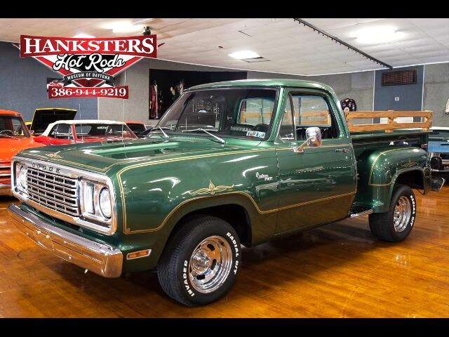 1978 Dodge D150 CUSTOM 150 WARLOCK