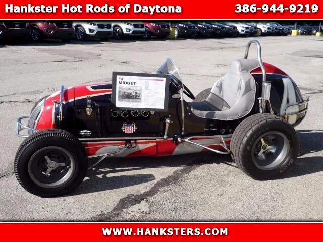 1946 Frank Kurtis Company Midget Race Car #4 Dallas Gorman Special