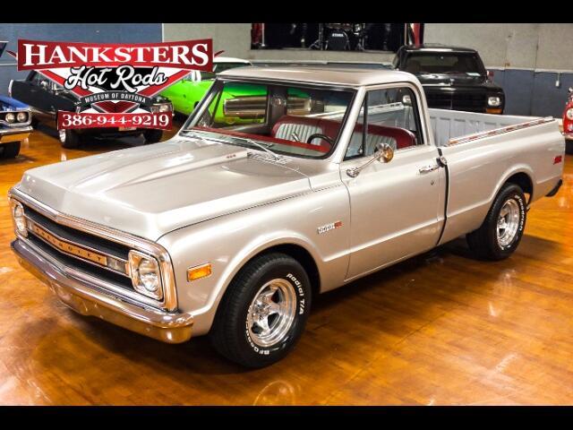 1969 Chevrolet Trucks C10 Cheyenne 10