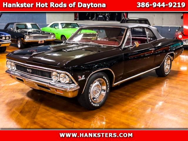 1966 Chevrolet Chevelle SS Style