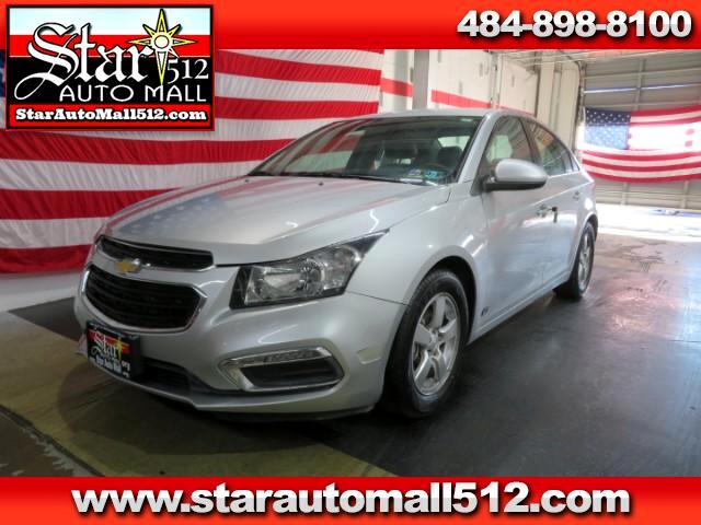 2016 Chevrolet Cruze Limited Limited LT