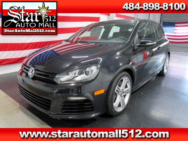 2013 Volkswagen Golf R 2 Door