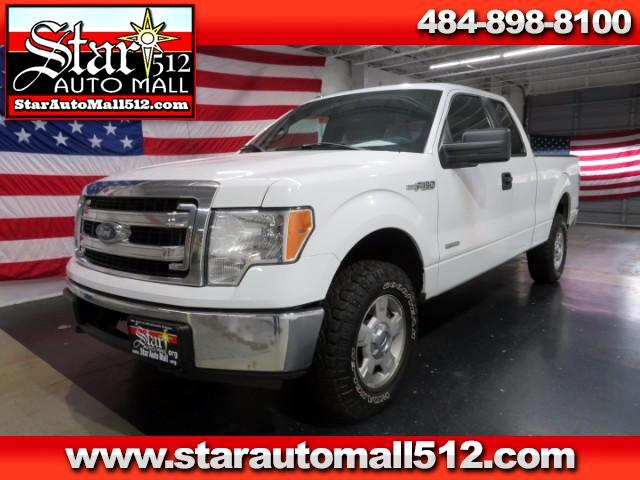 2013 Ford F-150 XLT 6.5-ft. Bed 4WD