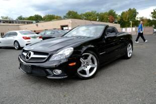 2011 Mercedes-Benz SL-Class SL550 Sport Panoramic