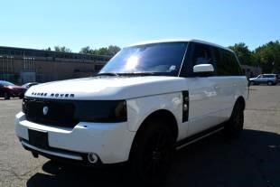 2012 Land Rover Range Rover Supercharged Strut Edition