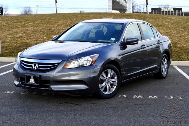2012 Honda Accord LX-P Sedan AT