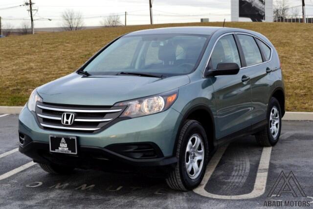 2012 Honda CR-V LX 4WD 5-Speed AT