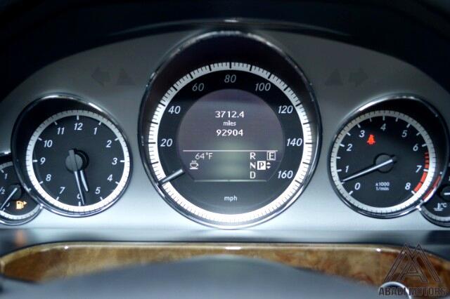 2011 Mercedes-Benz E-Class 4dr Sdn E 350 Sport 4MATIC
