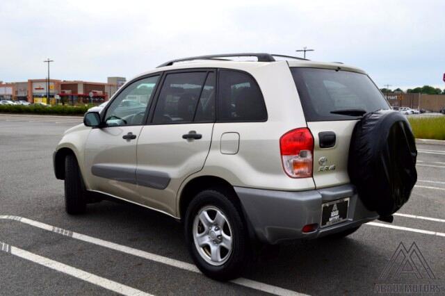 2003 Toyota RAV4 4WD