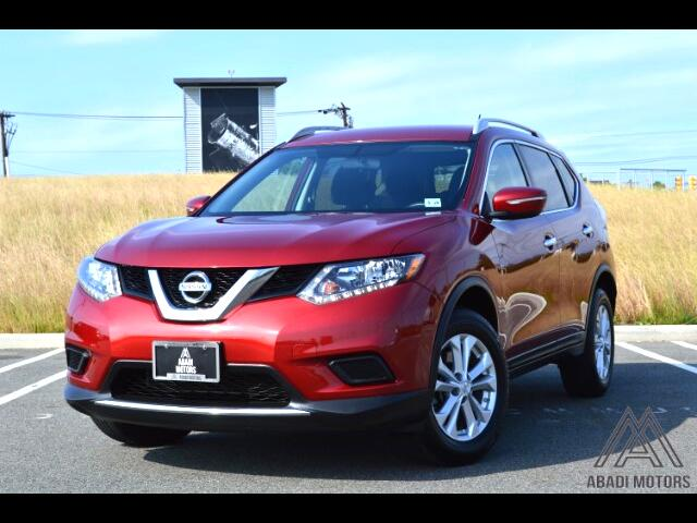 2014 Nissan Rogue SV AWD with 3RD Row RARE!!!!