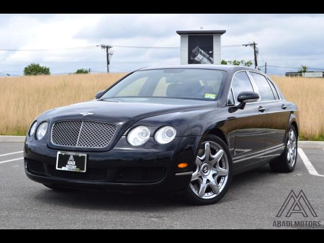2008 Bentley Continental Flying Spur Mulliner Edition With Rear Entertainment