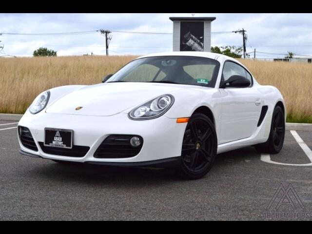 2012 Porsche Cayman Certified Pre-Owned