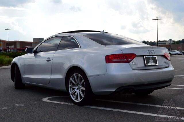 2011 Audi A5 Coupe 2.0T quattro Manual