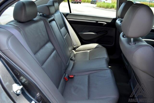 2010 Honda Civic EX-L Sedan 5-Speed AT
