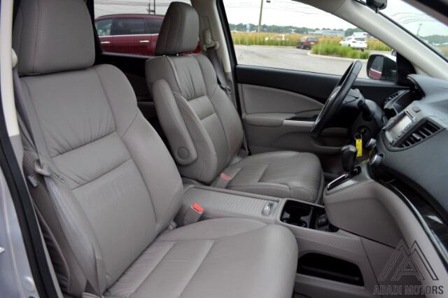 2013 Honda CR-V EX-L 4WD 5-Speed AT