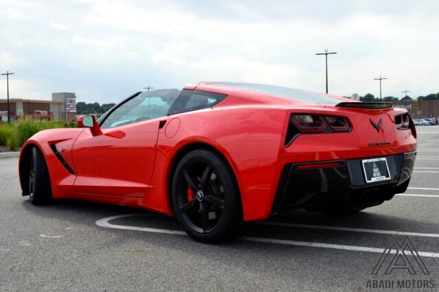 2014 Chevrolet Corvette Stingray 2LT Manual 800HP Supercharged