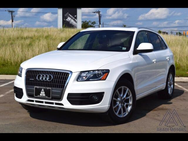 2011 Audi Q5 2.0T quattro Premium with bang & olufsen Sound