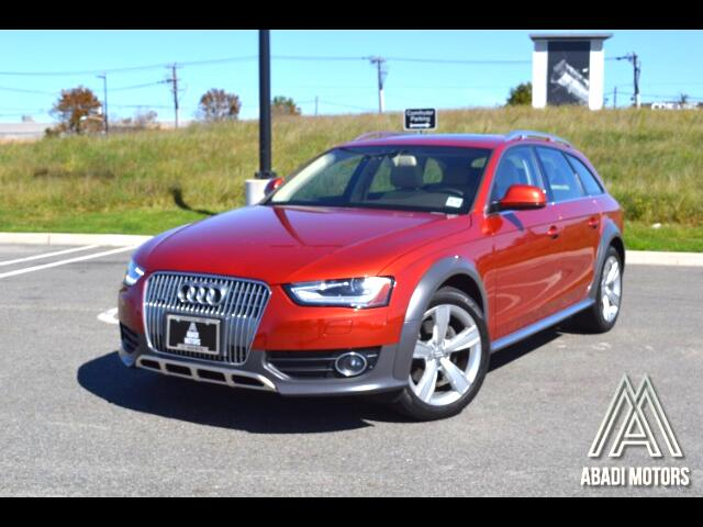 2013 Audi allroad 2.0T Premium Plus, Quattro, Pano, Nav, Back-up Cam