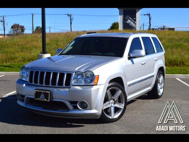 2007 Jeep Grand Cherokee SRT-8, DVD, Nav, Back-up Camera, Borla Exhaust, Ki