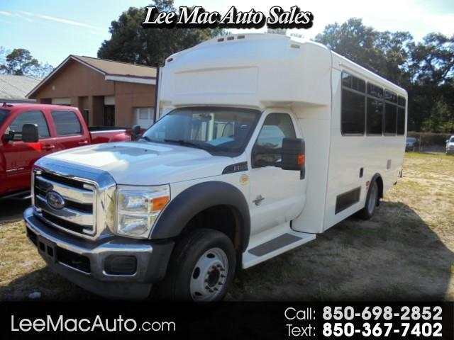 2015 Ford F-550 Super Duty Regular Cab 2WD DRW