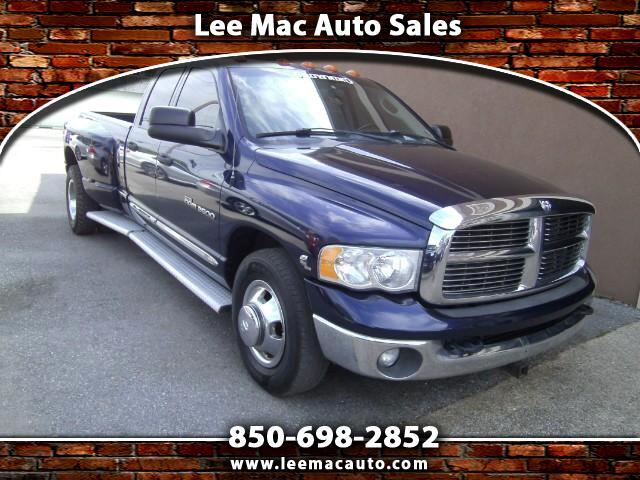 2005 Dodge Ram 3500 Laramie Quad Cab Long Bed 2WD DRW