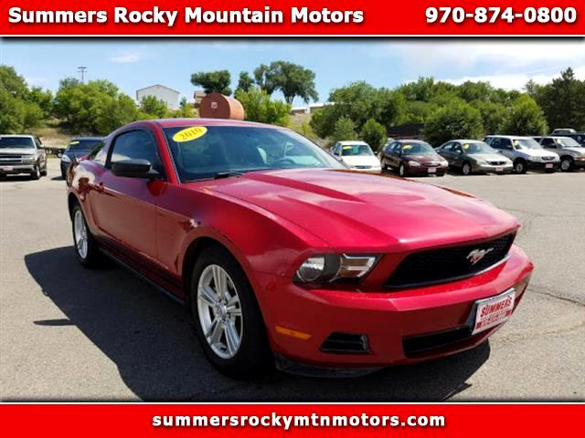 2010 Ford Mustang COUPE