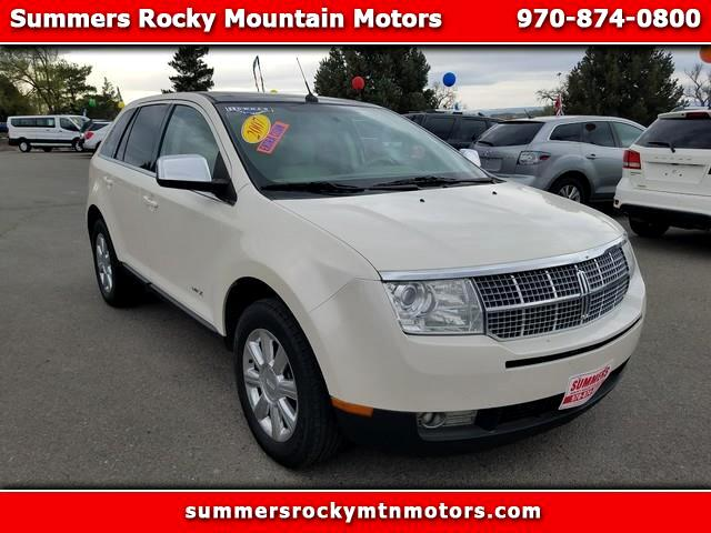 2007 Lincoln MKX BASE AWD
