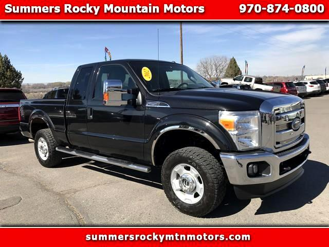 2012 Ford F-250 SD XLT