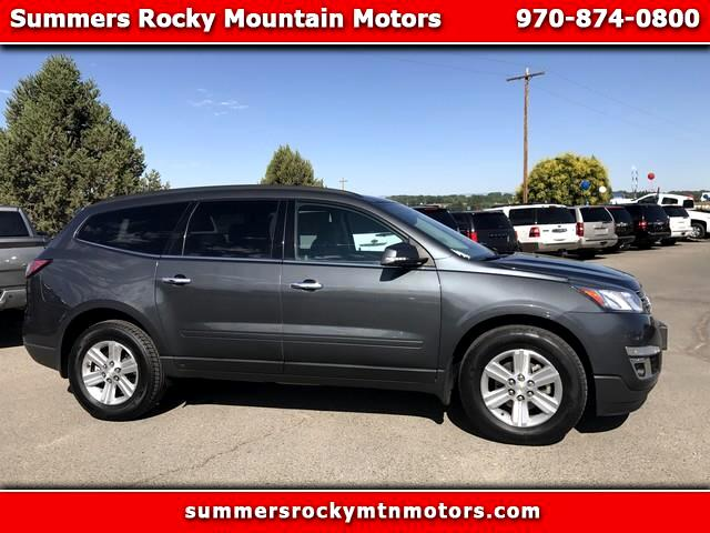 2013 Chevrolet Traverse LT AWD