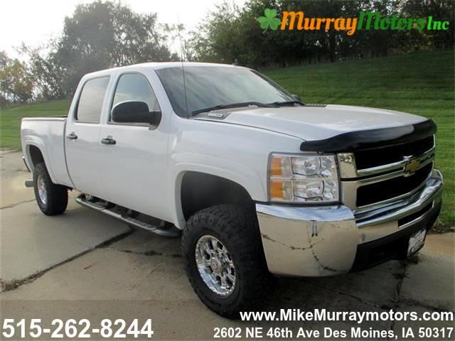 2008 Chevrolet Silverado 2500HD Crew Cab Short Bed 4WD