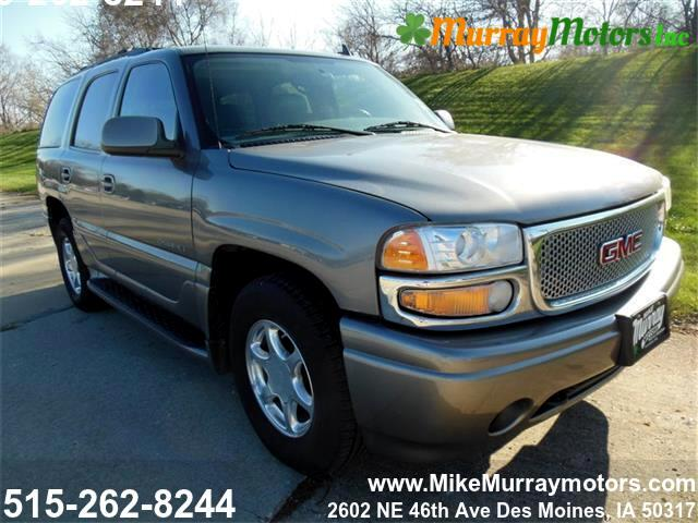 buy here pay here 2006 gmc yukon denali awd for sale in des moines ia 50317 murray motors inc. Black Bedroom Furniture Sets. Home Design Ideas